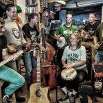 Kavel 57 – Ierse folk- en feestband
