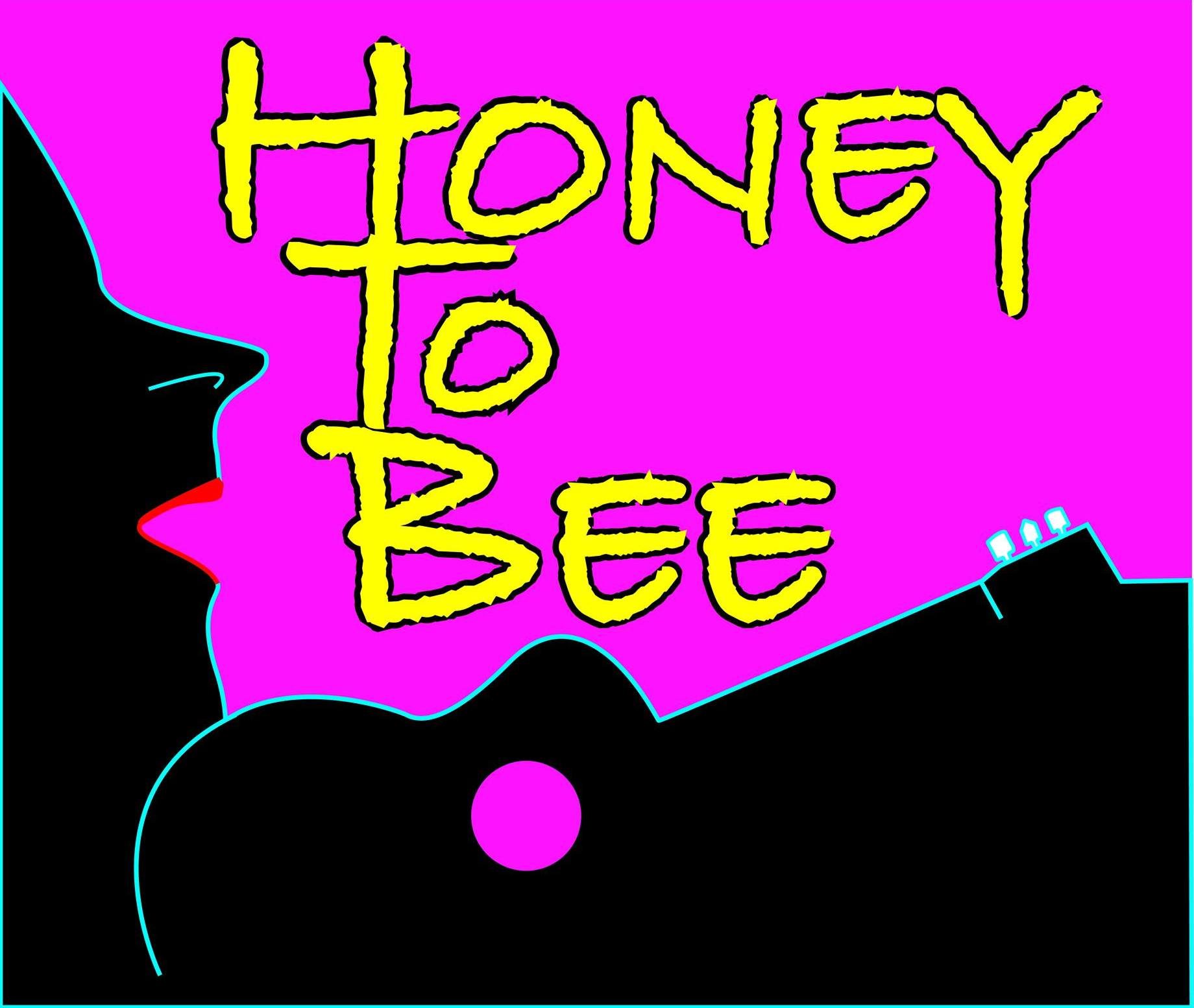 Honey To Bee - logo